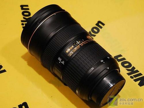 经典大光圈 尼康24-70mm活动价8199元