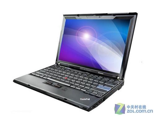 联想ThinkPad X200英特尔酷睿2双核P8600轻薄便携