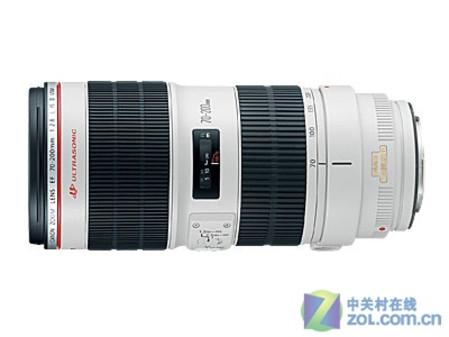 保修两年佳能70-200F2.8LIS II特价10599