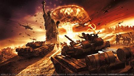 冲突世界 PSP壁纸图片