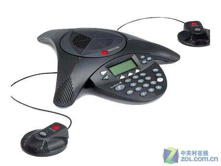 会议电话 宝利通SoundStation2EX扩展型