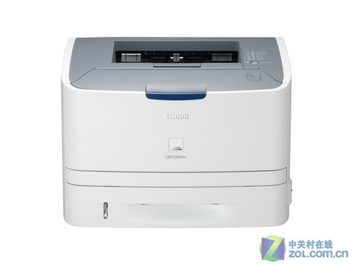首页打印仅需6秒 佳能LBP6300dn售3490元
