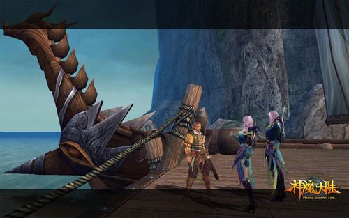 《神魔大陆》Discovery精灵世界旅途采风