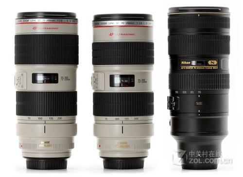 8摄影发烧友首选佳能EF70-200mm重庆11300元