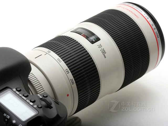 佳能EF 70-200mm f/2.8L  报价11300元