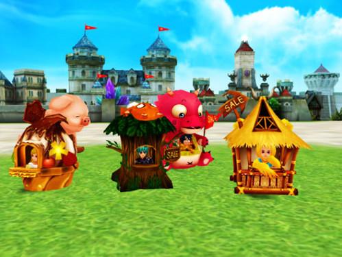 《梦幻骑士》七宗最之最时尚设计
