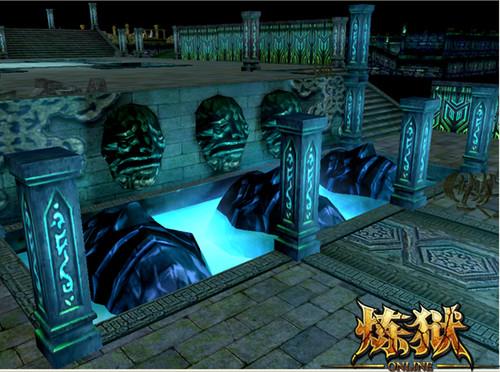 《炼狱》主题公园式地图玩法叹息墙壁