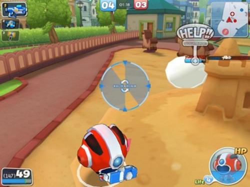 《泡泡战士》领略不一样的泡泡玩法