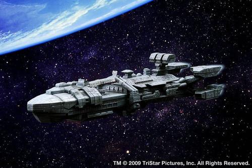 星战前夜 EVE 与科幻电影星河战队