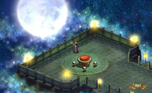 《幻想世界》中秋活动专题正式上线