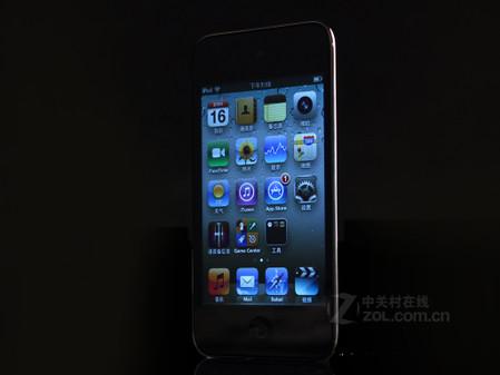 苹果 touch4 正面图
