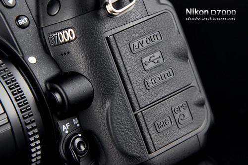 尼康 D7000 接口图