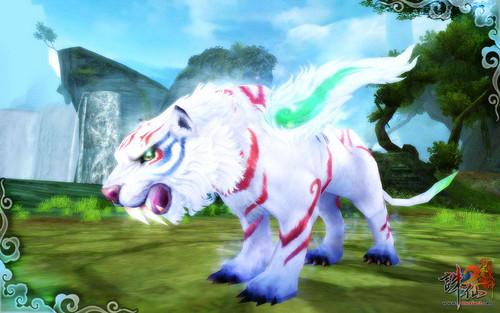 《诛仙2·为爱成神》全新boss图片