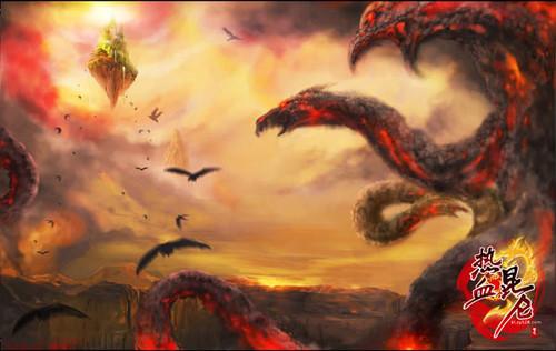 情义新世界《热血昆仑》今日19时内测