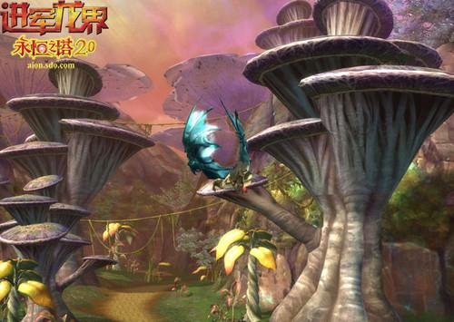 《永恒之塔2.0》二测首部实玩视频曝光