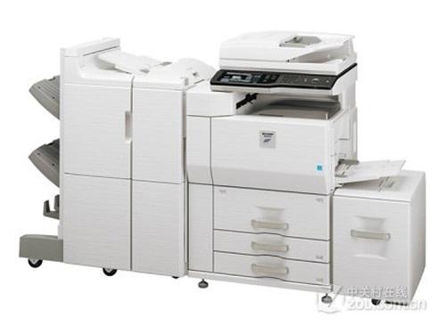 高速数码复印机  夏普M753N售72500元