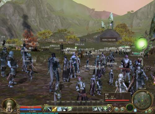 《永恒之塔2.0》新区火爆