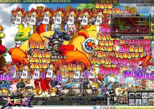 也足以让冒险岛的玩家充实地度过春节长假时光.