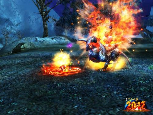 ...完美世界国际版2012》吧精彩的游戏之旅等待你的开启!   魅...