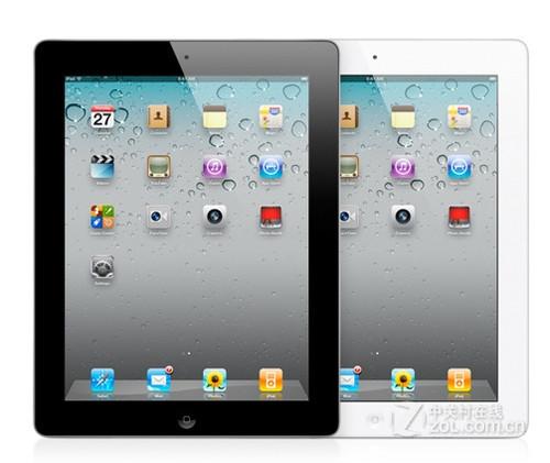 极致诱惑 苹果iPad二代16GB版到货疯抢