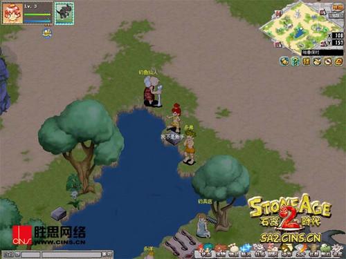 最受欢迎趣味活动《石器时代2》玩法盘点