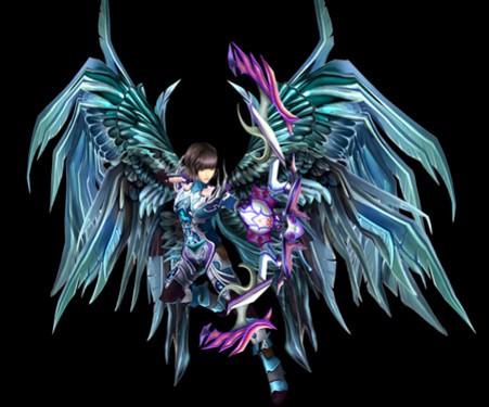 《天之翼OL》华丽翅膀深受玩家喜爱