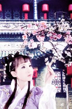 《新石头记OL》金钗MM 姣花照水的女子
