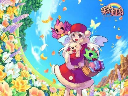 《彩虹岛》新世界成就金榜 江湖的传说