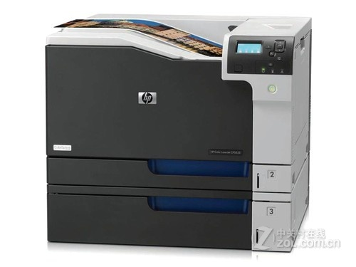 彩色激光打印机 HP CP5525dn安徽仅19305