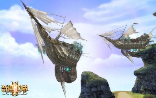 《奇迹世界2》场景尽显唯美写意