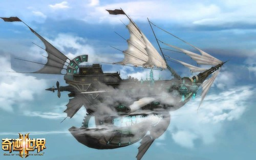 """《奇迹世界2》实现真实""""Z轴""""飞行"""
