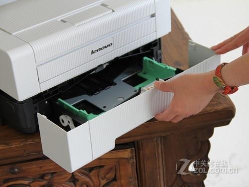 联想 LJ2400 进纸盒
