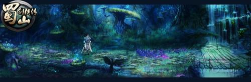 光宇发布3D横版格斗网游《蜀山剑侠传》
