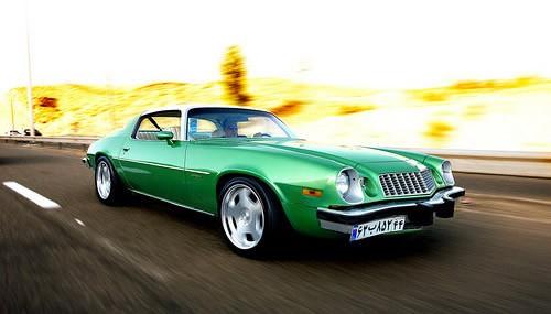 《飚车世界》续写百年名车Camaro