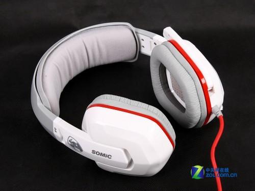 为游戏而生 硕美科G909头戴式耳机售248元