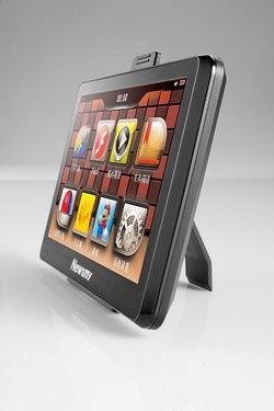 双图配置超薄GPS 纽曼N50长沙仅售499元