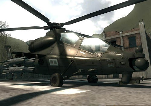 《MKZ-军魂》战场翱翔的雄鹰