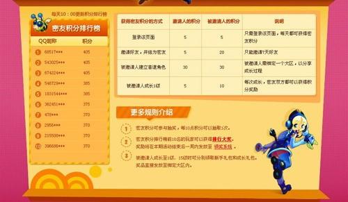 《QQ音速》征集令 五周年盛典最后的疯狂