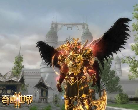 神圣套装  《奇迹世界2》采用了次世代3D物理渲染引擎,细...