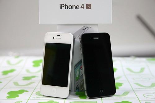 赠送双面钻贴膜 港版iPhone4S仅4160元