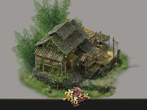 极具中国建筑特色的房屋设计