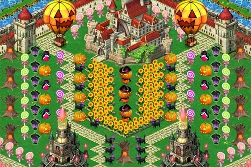 《魔法学院》光棍节遭遇桃花劫