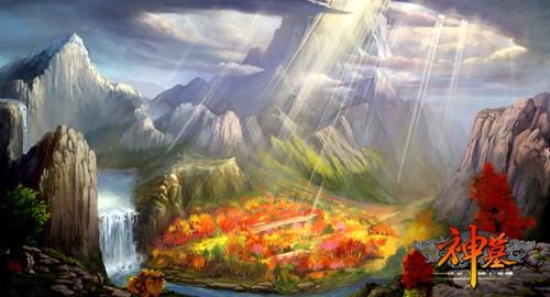 《神墓》场景展现 传为电视剧提供素材