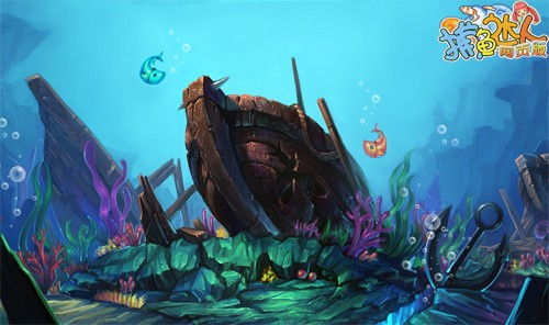 捕鱼游戏:捕鱼达人:兄弟二人发现秘密大洞整个人钻进去收获让人惊呆了