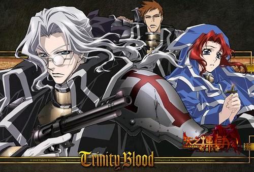 《天之炼狱》带你回忆吸血鬼的血色画页