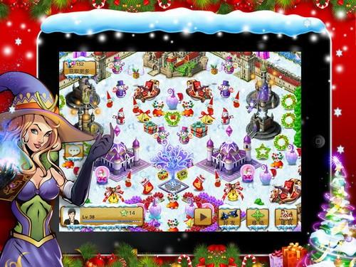 《魔法学院》圣诞版华丽上线 宠物系统
