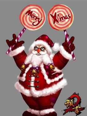 《预言2》圣诞5大活动 无消费纯送礼!