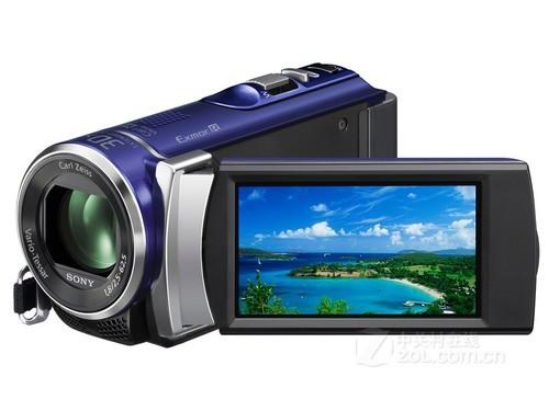多彩时尚摄像机 索尼CX210E特价2099元