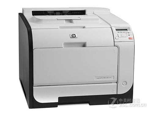 稳定专业 HP M451dn 售价5850元