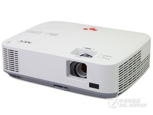 深圳IT网报道:1NEC投影机ME270XC 浙江促销售价3000元